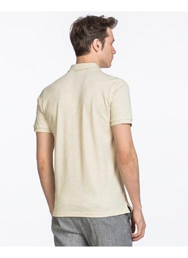 Gant Tişört Bej